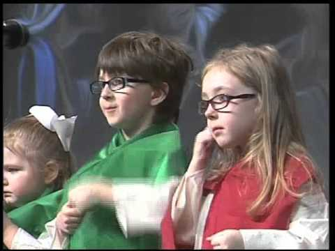 """Journey to the Cross"" children's Easter program"