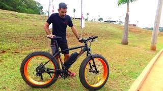 Bicicleta Elétrica Pedalla Modelo Spectro