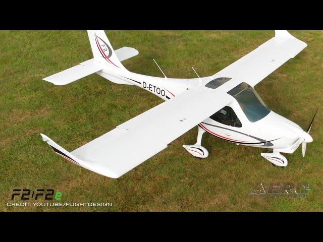 Airborne 03.29.21: Flight Design F2, V-22 Record, Cessna Skycourier Update
