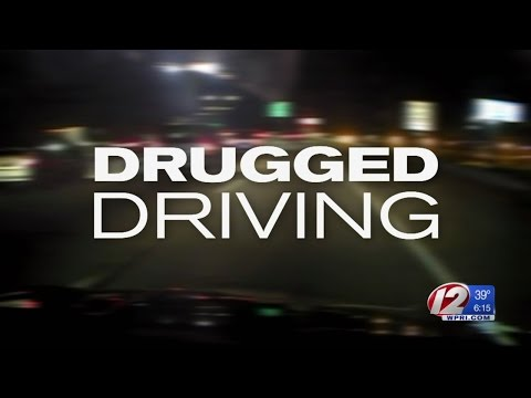 Police receive specialized training to combat drugged driving