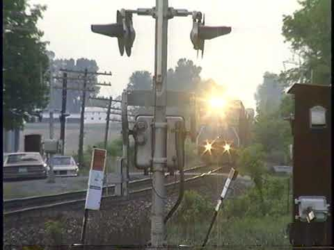 Conrail Around Ohio - Late 90s