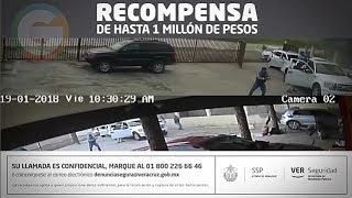 Recompensa de un millón de pesos  #Veracruz