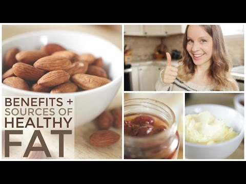 Why I Love Fat | Benefits + Sources of Healthy Fat