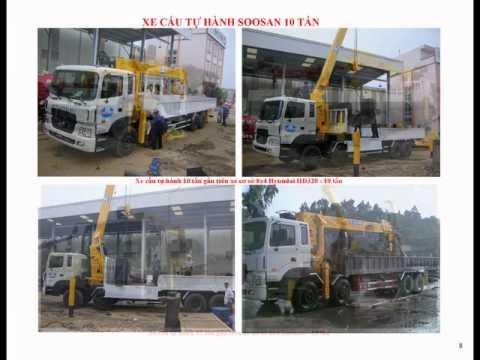 Xe tải Gắn cẩu -0989 134 217