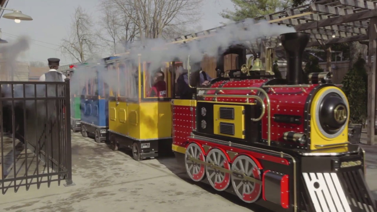 Sullivan Express All Aboard Holiday Train Ride To See Santa In