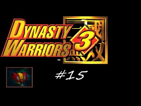 Let's Play Dynasty Warriors 3 #15 - Unlocking Red Hare Saddle