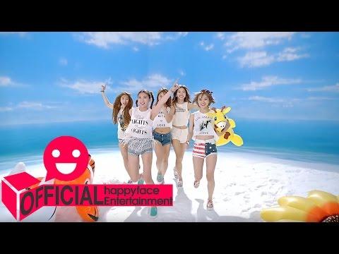 MV 밍스MINX _ Love Shake