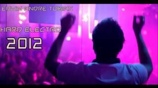 Hard House Electro Mix 2012 december - DJ Edwin Andre Tobias