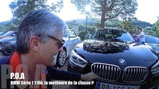 BMW Série 1, 116d, la meilleure de la gamme ? - Essai