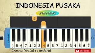 not pianika indonesia pusaka - main pianika pelan