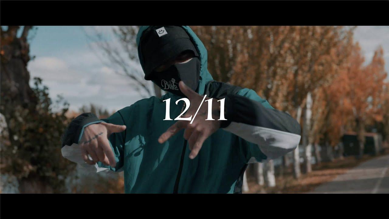 BLAKE #PUTOENFERMO 12 NOVIEMBRE / 16:00