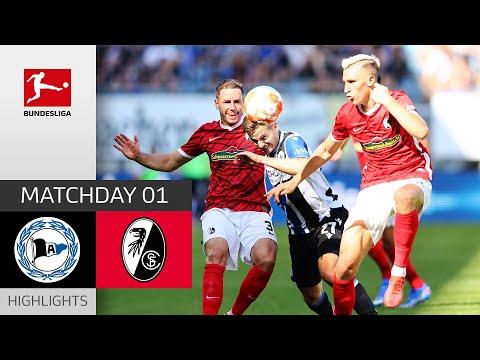 Arminia Bielefeld Freiburg Goals And Highlights