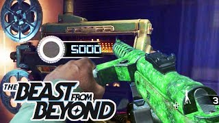 THE BEAST FROM BEYOND PACK A PUNCH EASTER EGG GUIDE HOW to PAP on IW Zombies DLC 4