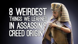 Assassin's Creed Origins: 8 Weirdest Things We Learned Playing Discovery Tour Mode