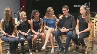 BANDA JOVE UNIÓ MUSICAL PICANYA 09/07/2017 - INTERCANVI AMB PANAZOL