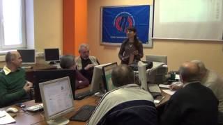 Обучение пенсионеров основам компьютерной грамотности