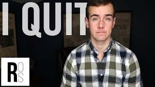 I QUIT MY JOB TO DO YOUTUBE | 5 Things I Wish I Knew Before I Did...