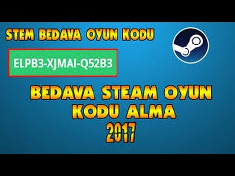 Steam Bedava Oyun Alma 2017 %100 Güncel Çalışıyor! +50 OYUN