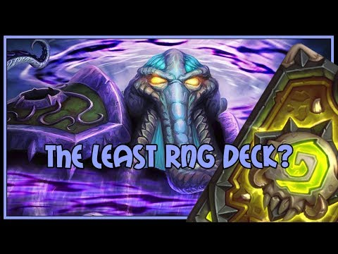 Hearthstone: The least rng deck? (evolve shaman)