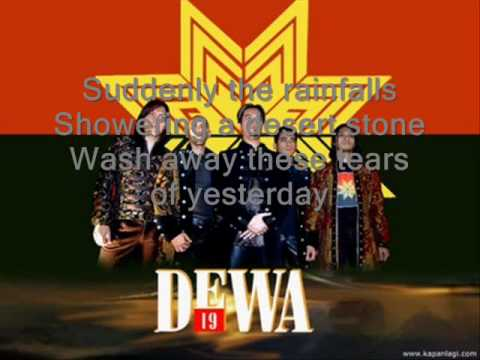 Dewa 19 -Sweetest Place (Lyrics)