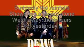 Watch Dewa 19 Sweetest Place video