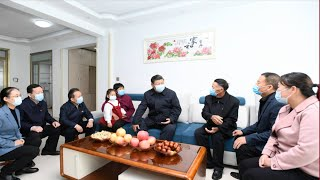 GLOBALink | Xi lauds relocation of residents from Yellow River flood plain