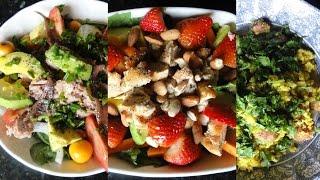 3 Paleo Meal Ideas