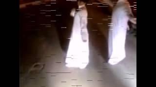 رقص ورع سعودي -ورع يرقص في الصياره -ورعام رقص