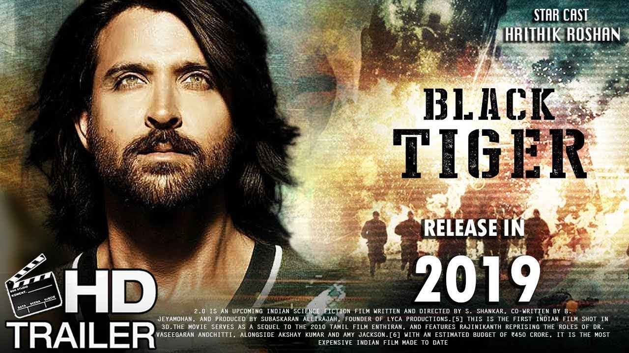 60 Seconds Interesting Facts Black Tiger Hrithik Roshan S