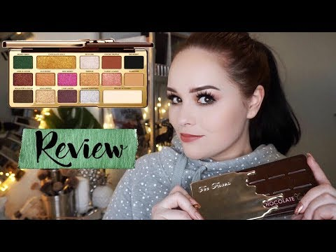Download Youtube: REVIEW | TOO FACED CHOCOLATE GOLD PALETTE + KURZES FEEDBACK CHOCOLATE GOLD BRONZER