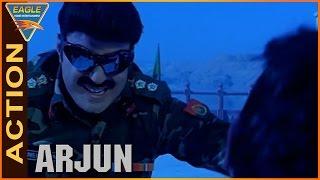 Arjun Movie || Balakrishna Best Action Scene || Balakrishna,Laya|| Eagle Hindi Movies