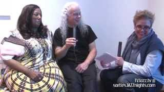 Tuck & Patti - interview and music, June in Laval, Qc - TVJazz.tv