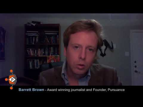 Barrett Brown: What Pursuance Is