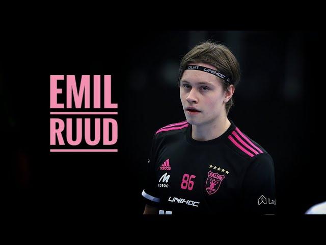 Emil Ruud - Floorball Magician | Top 10 Goals (2020/21)