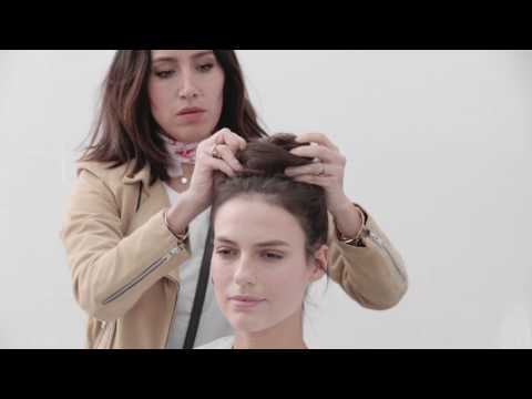 How-to: Jen Atkin's Festival Top Knot