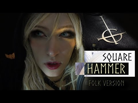 Square Hammer (Folk Version) - Grecia Villar FT. Project Ayano