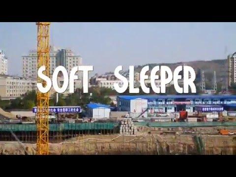 SOFT SLEEPER - by China Railways from  URUMQI to KASHGAR
