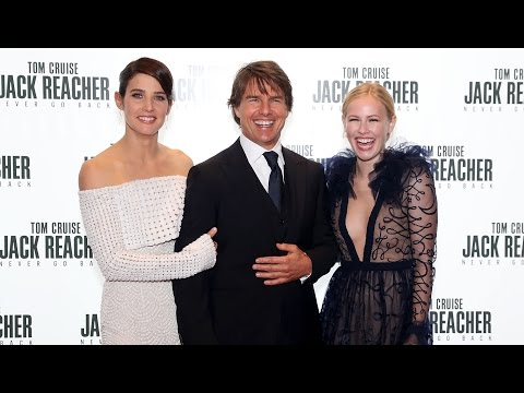 Jack Reacher  European Premiere in London  Paramount Pictures UK