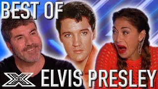 TOP 3 Elvis Presley Covers From X Factor Around The World | X Factor Global