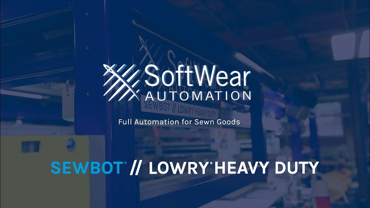 Sewbots - Softwear Automation