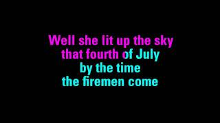 Independence Day Martina McBride Karaoke - You Sing The Hits
