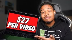 How to Get Paid to Watch Videos Online