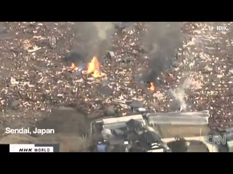 Overview Tsunami Japan