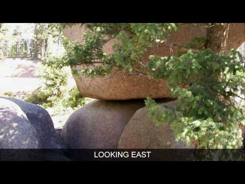 Colorado Megalith, Megaliths in America? Ancient Stone Monumnet
