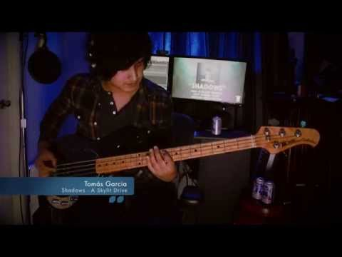 "A Skylit Drive - ""Shadows"" bass cover"