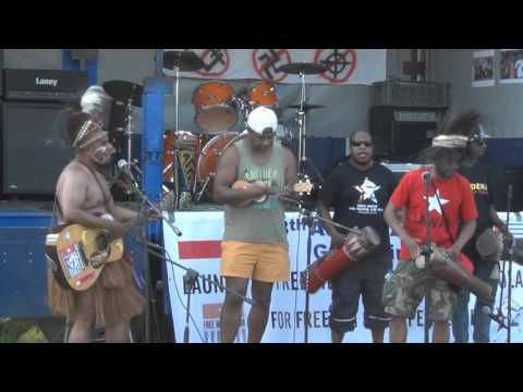 Koncert Papua Merdeka vol. 2 - część I MAMBESAK