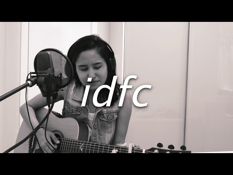 idfc by blackbear | live acoustic cover