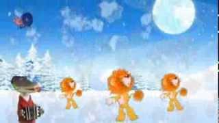 Снежок, снежок. Зимняя песенка для малышей. Наше всё!
