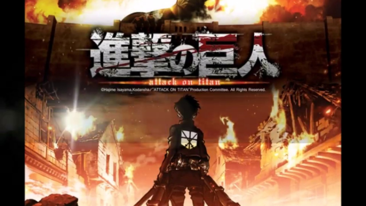 "Attack On Titan OP 1 Season 2 Full ""Eren-Ymir-Annie"" AMV - YouTube"