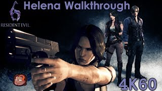 Resident Evil 6 Helena Walkthrough